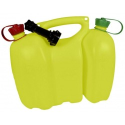 Jerrycan double 3 + 1,5L