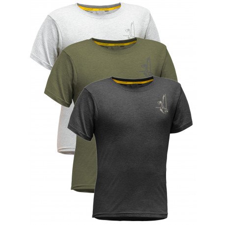 Set bûcheron - 3 T-shirts PFANNER