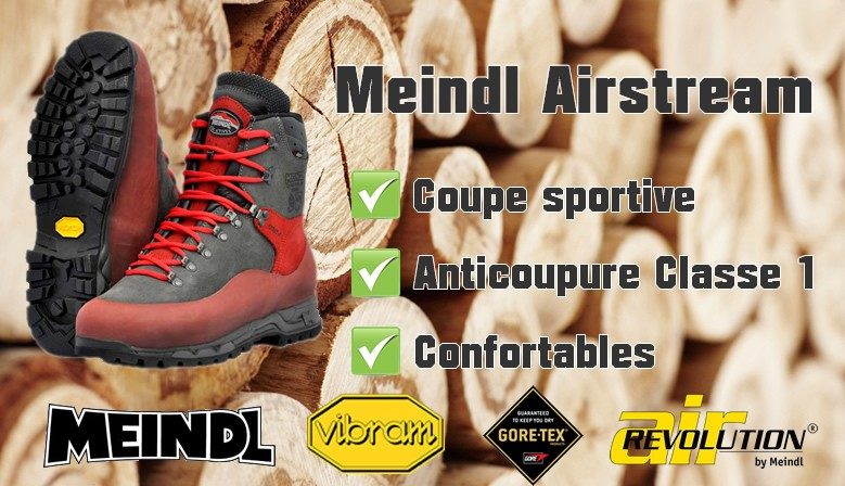 Meindl Airstream